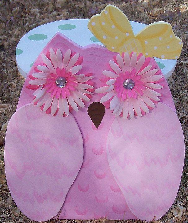 Owl Room Decor Owl Table And Chair Set Owl Nursery Decor